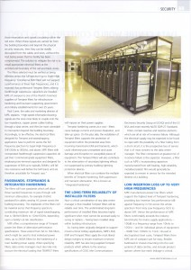 Electrical Review, Jan-Feb 2013, Data Centre Power Supplement, Page 33