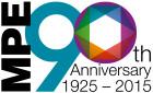 MPE 90th Birthday Logo