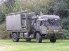 Vehicle-mounted container for RAF's Falcon datacomms system - image #2
