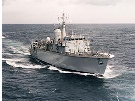 Hunt Class HMS Hurworth